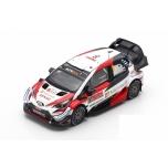 1/43 IXO TOYOTA Yaris WRC No.8 Võitja Rally Portugal 2019 O. Tänak - M. Järveoja