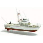 1/30 WHITE STAR - Plastik kere, Billingboats
