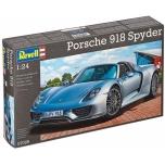 1/24 REVELL Porsche 918 Spyder
