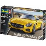 1/24 REVELL Mercedes AMG-GT