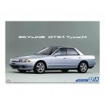 1/24 AOSHIMA Nissan Skyline HCR GTS