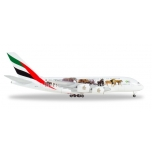 "1/500 Emirates Airbus A380 ""United for Wildlife"""