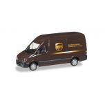 "1/87 Mercedes-Benz Sprinter Kasten HD ""UPS"" HERPA"