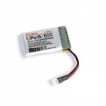 LiPo Graupner 1/600 3,7V 30C 2,22Wh