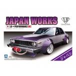 1/24 AOSHIMA LB WORKS JAPAN 4Dr