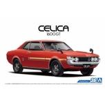 1/24 AOHSIMA Toyota TA22 Celica 1600GT '72