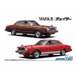 1/24 AOSHIMA TOYOTA MX41 MARK2/CHASER '79