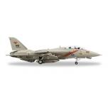 "1/200 Grumman F-14A Tomcat - VF-114 ""Aardvarks"", U.S.S. Enterprise"