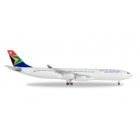 "1/500 South African Airways Airbus A340-300 - ZS-SXF ""N. Mandela Day"""