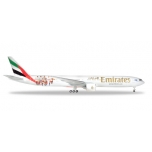 "1/500 Emirates Boeing 777-300ER ""Hamburger SV"" - A6-EPS"