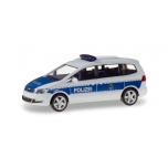 "1/87 Herpa  VW Sharan ""Bundespolizei"""