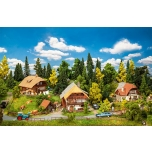 1/87 H0 Black Forest village Faller