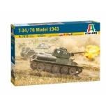 1:72 Italeri T-34/76 mudel 1943