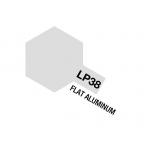 Tamiya värv LP-38 Matt Alumiinium