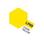 Tamiya värv LP-69 Läbipaistev kollane