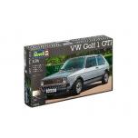 1/24 Revell VW GOLF 1 GTI