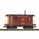 1/22,5 G Vagun G-PRR Transfer Caboose