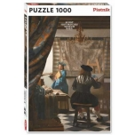 PUSLE Vermeer,The art of painting PIATNIK 1000TK