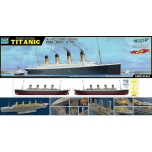 1/200 TRUMPETER R.M.S. Titanic incl. LED set