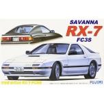 1/24 FUJIMI Mazda Savanna RX-7 FC3S 1985