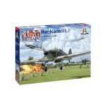 1/48 Italeri HURRICANE MK.I - BATTLE OF BRITAIN 80TH ANNIV
