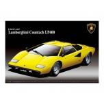 1/24 AOSHIMA Lamborghini Countach Lp400