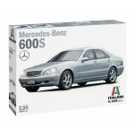 1/24 ITALERI Mercedes Benz 600S