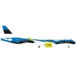 """1/500 airBaltic Airbus A220-300 """"Estonia"""""""
