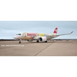 "1/500 Swiss International Air Lines A220-300 ""Fête des Vignerons"""