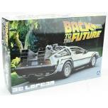1/24 Aoshima De Lorean DMC Back to the Future 1