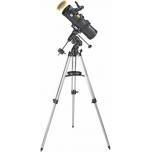 BRESSER Telescope Spica 130/1000 EQ3 - Reflector with Smartphone Adapter