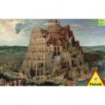 PUSLE Tower of Babel, Brueghel PIATNIK 1000TK.