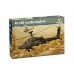 1/48 ITALERI AH-64D APACHE LONGBOW