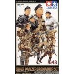 1/48 TAMIYA German Panzer Grenadier Set