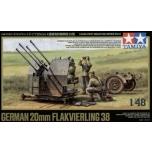 1/48 TAMIYA German 20mm Flakvierling 38