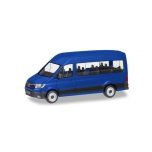 1/87 MAN TGE Bus, ultramarine blue Herpa