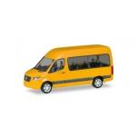 1/87 Mercedes-Benz Sprinter `18 Bus HD, yellow Herpa