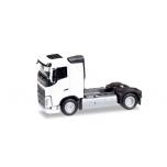 1/87 Volvo FH rigid tractor, white Herpa