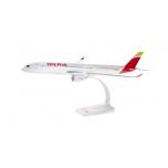 "1/200 Iberia Airbus A350-900 – EC-MXV ""Plácido Domingo""  Snap-Fit"