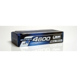 LiPo aku 2S 4600mAh HV LCG Modified Shorty GRAPHENE-4 Hardcase battery - 120C/60C - 186g