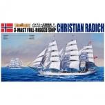 1/350 AOSHIMA Christian Radich