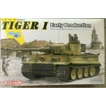 1/35 DRAGON Tiger I Early Production Battle of Kharkov