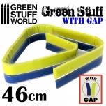 Green Stuff 2-komponente modelleerimismass 45cm