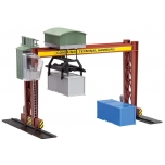 1/87 H0 Container bridge crane Faller