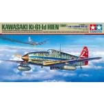 1/48 TAMIYA Kawasaki Ki-61-id Hien