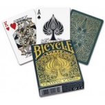 Pokercards Aureo Premium Bicycle