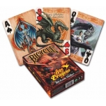 Pokercards Age of Dragons Anne Stokes Bicycle