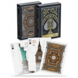 Poker cards Architectural Premium Bicycle
