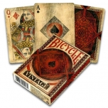 Pokercards Vintage Bicycle