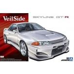 1/24 AOSHIMA Nissan Veilside Combat Model BNR32 Skyline GT-R 1990
